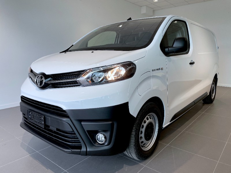 Toyota Professional Proace Electric